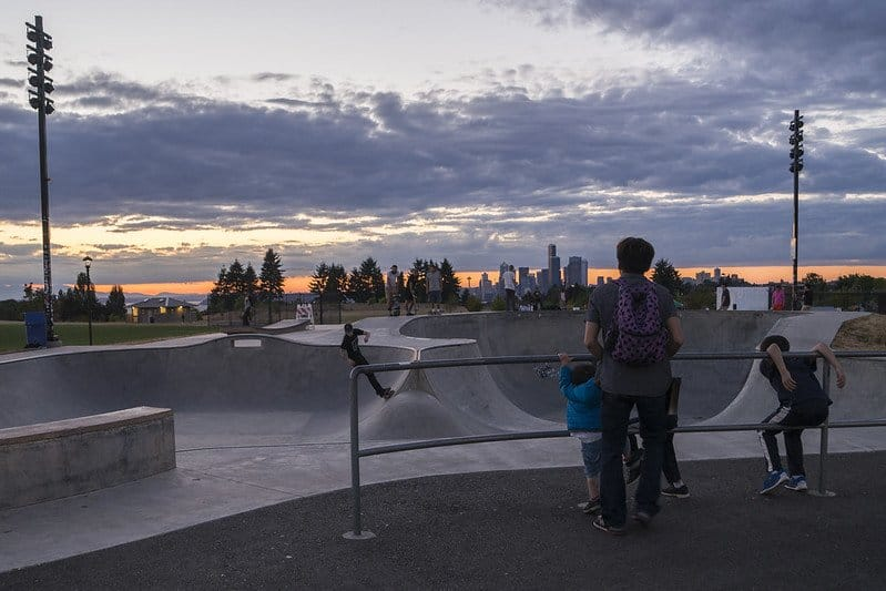Seattle's Top Skateparks: Where To Shred In The Emerald City