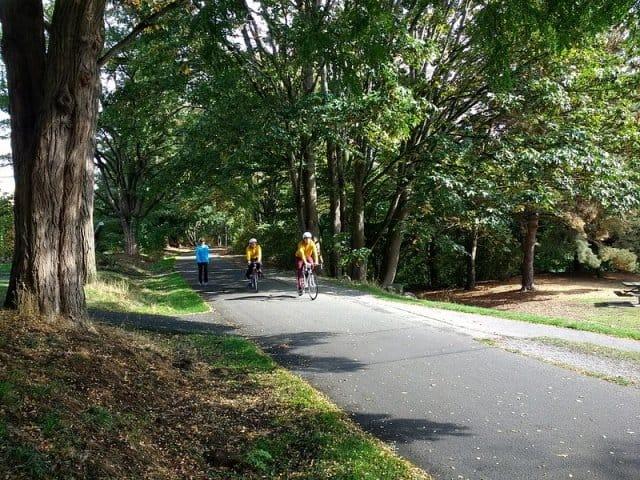Burke Gilman Trail seattle