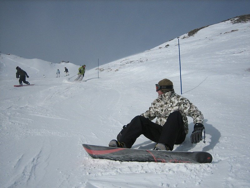 Can You Snowboard On A Sprained Ankle? The Painful Facts
