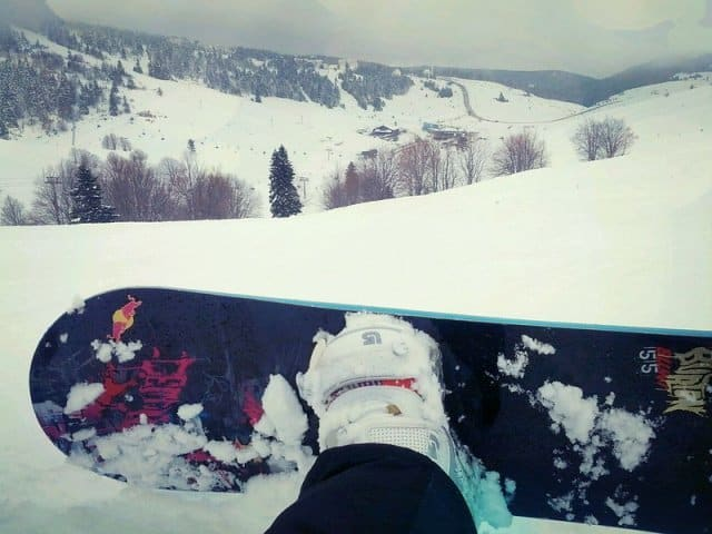 old snowboards good