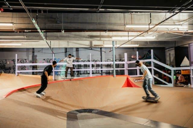 All Together Skatepark seattle