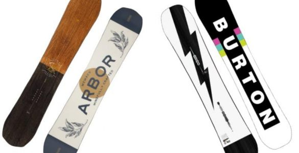arbor element vs burton custom