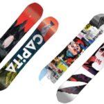 Capita DOA vs Ultrafear Faceoff: Which Park Snowboard Wins?