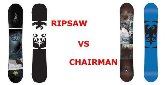 never summer ripsaw vs chairman