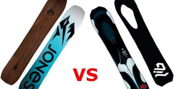 jones flagship vs lib tech orca