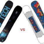 Lib Tech Box Knife vs GNU Head Space: Which Is Better?
