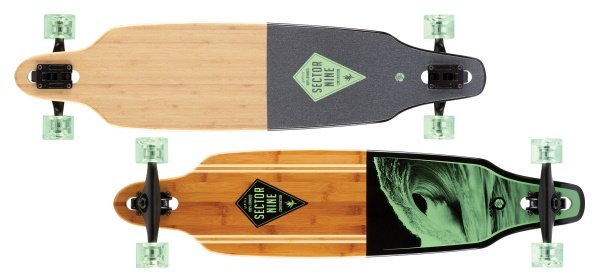 Best longboard for commuting/LDP - sector9 bico lookout