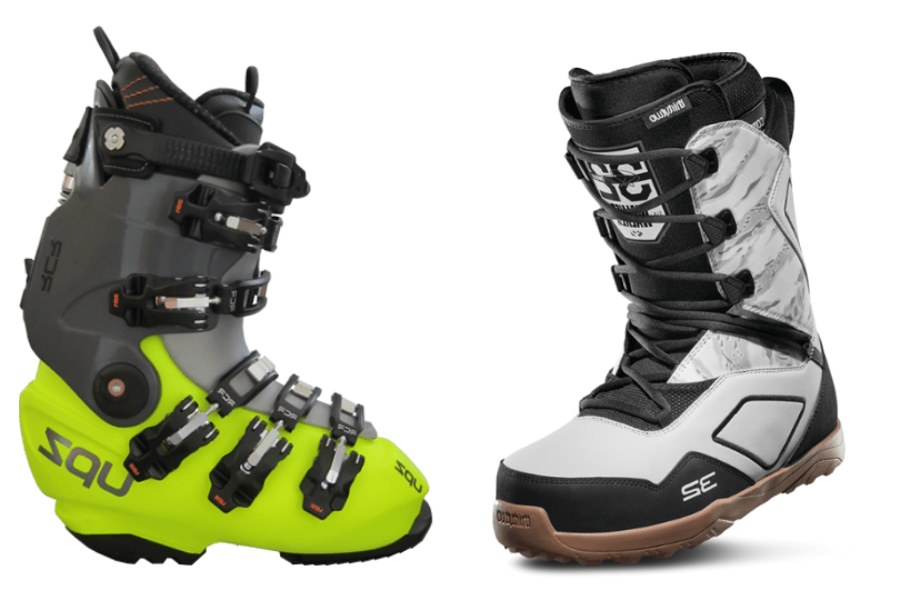 Hard vs Soft Snowboard Boots: Which to Choose?