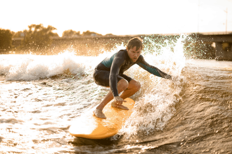 can you wakesurf with a surfboard