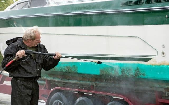 Negative effects of saltwater on your boat