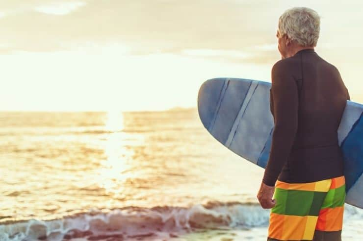 What Are The Best Surfboards For Older Surfers?