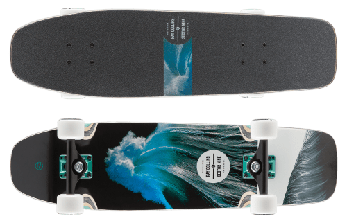 sector9 ninety five ray collins
