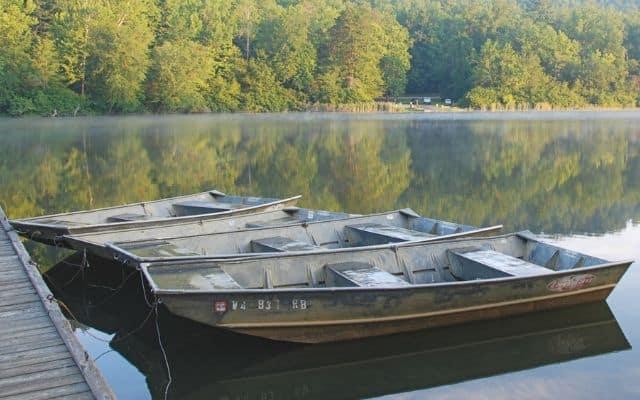 Can you ski behind a jon boat?