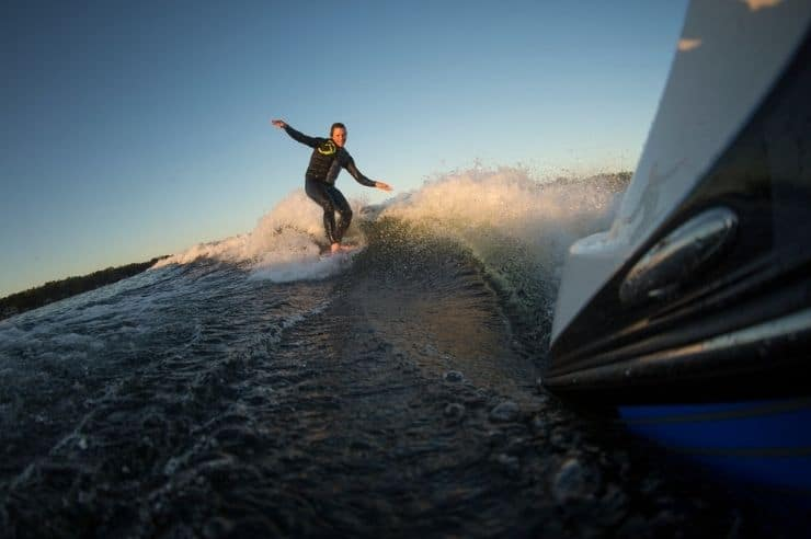 Can you Wakesurf Without Ballast?