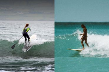 Is SUP (stand up paddleboarding) Harder Than Surfing?